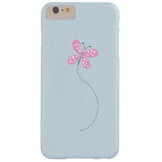 蝶空色の電話箱 BARELY THERE iPhone 6 PLUS ケース