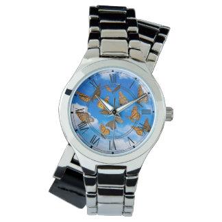 蝶空 腕時計
