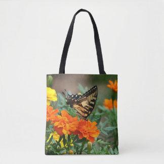 蝶美しい トートバッグ