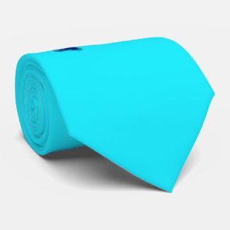 蝶翼のカッコいいの3匹のサイケデリックな猫 ネクタイ