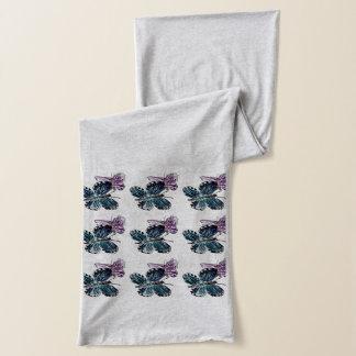 蝶芸術 スカーフ