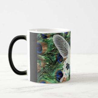 蝶芸術 マジックマグカップ