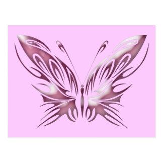 蝶認識度日6月6日 ポストカード