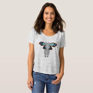 蝶象 Tシャツ