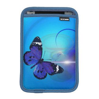 蝶青いiPad Miniの垂直袖 iPad Miniスリーブ