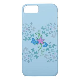 蝶青 iPhone 7ケース
