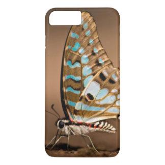 蝶飲料水、クローズアップ、Punda iPhone 8 Plus/7 Plusケース