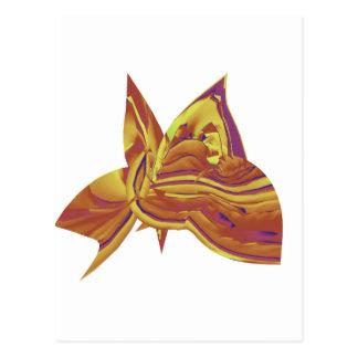 蝶魅了3d ポストカード