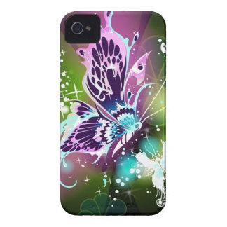 蝶魔法のiphone 4ケース Case-Mate iPhone 4 ケース