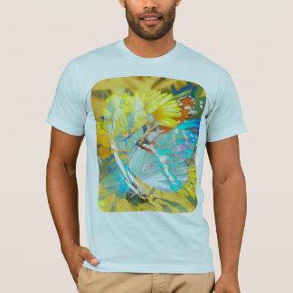 蝶魔法 Tシャツ