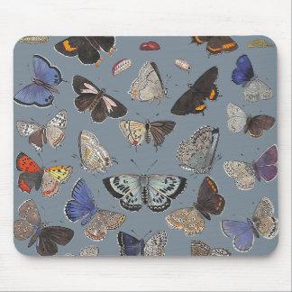 蝶1842年 マウスパッド