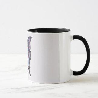 蝶1 マグカップ