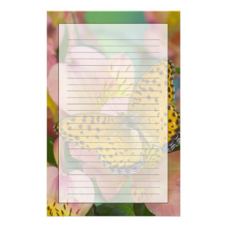 蝶48のSammamishワシントン州の写真 便箋