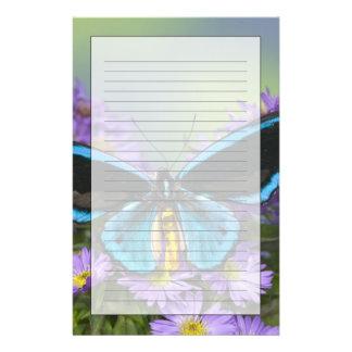 蝶52のSammamishワシントン州の写真 便箋