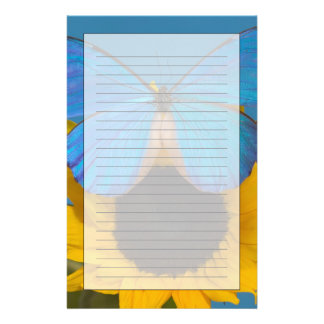 蝶57のSammamishワシントン州の写真 便箋