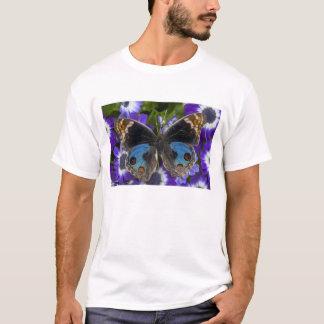 蝶9のSammamishワシントン州の写真 Tシャツ