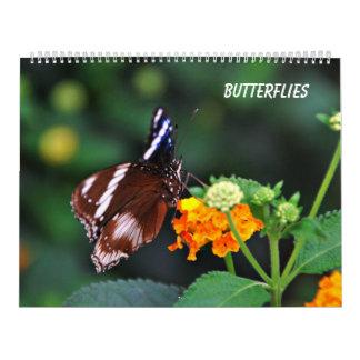 蝶 カレンダー