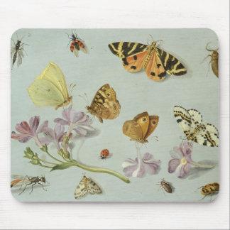 蝶、ガおよび他の昆虫 マウスパッド