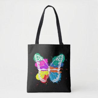 蝶 トートバッグ