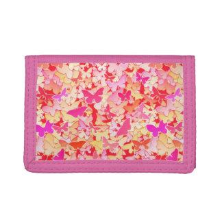 蝶、ピンク、モモ、珊瑚