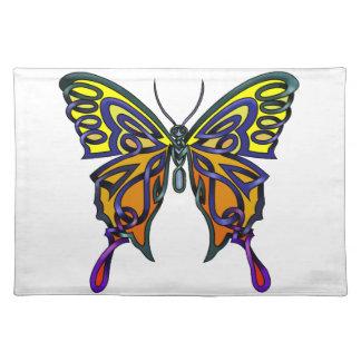 蝶 ランチョンマット