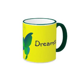 蝶|夢 リンガーマグカップ