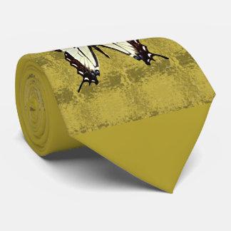 蝶(東のトラのアゲハチョウ) ネクタイ