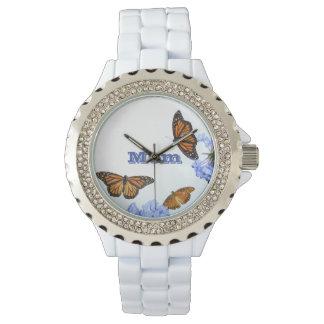 蝶 腕時計
