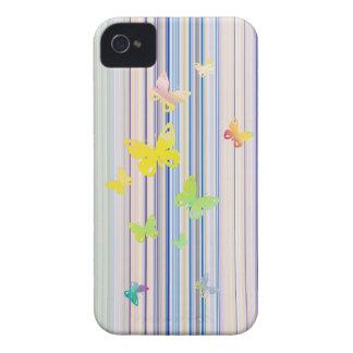 蝶 Case-Mate iPhone 4 ケース