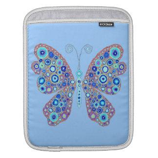 蝶 iPadスリーブ