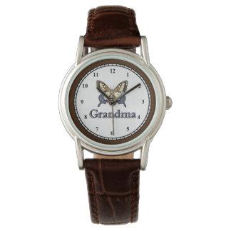 蝶BRBL祖母 腕時計