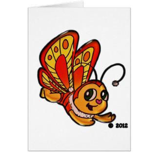 蝶Chloeの昇進項目 カード