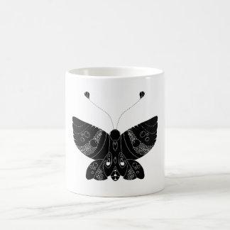 蝶II コーヒーマグカップ