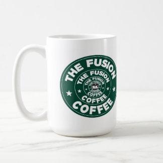 融合の錯覚 コーヒーマグカップ