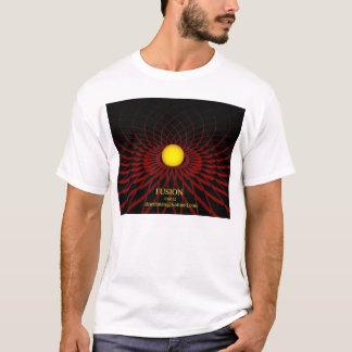 融合(前部) Tシャツ