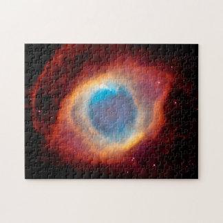 螺旋形の星雲 ジグソーパズル