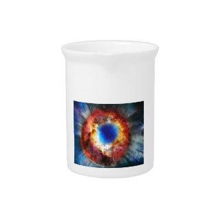 螺旋形の星雲 ピッチャー