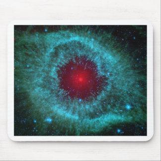 螺旋形の星雲 マウスパッド