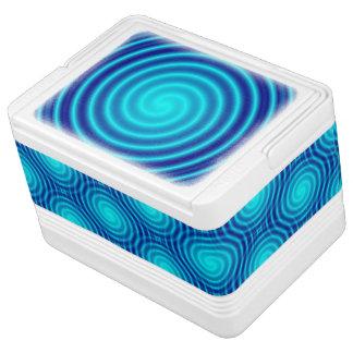 螺線形になる青い眩暈 IGLOOクーラーボックス