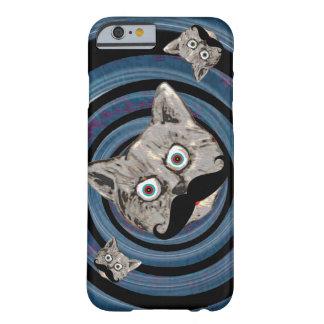 螺線形の気違い猫 BARELY THERE iPhone 6 ケース