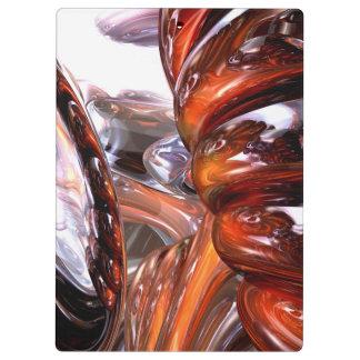 螺線形次元の抽象芸術 クリップボード