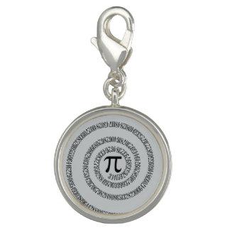 螺線形Piのかちりと言う音は灰色色を変えるためにカスタマイズ チャーム