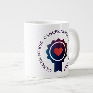 蟹座のナースのジャンボマグ ジャンボコーヒーマグカップ
