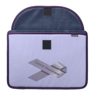 蟹座の認識度の袖 MacBook PROスリーブ