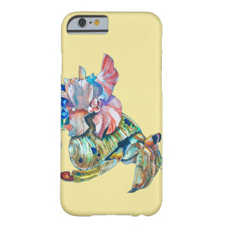 蟹座の隠者 BARELY THERE iPhone 6 ケース