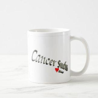 蟹座はマグを吸います コーヒーマグカップ