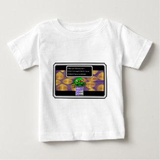 蟹座は飼いならされるようになります ベビーTシャツ