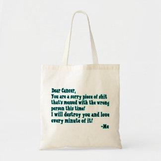 蟹座への手紙 トートバッグ