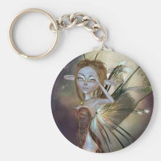 蟹座生まれの人の妖精Keychain キーホルダー