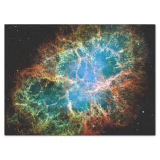 蟹星雲の宇宙天文学科学の写真 薄葉紙